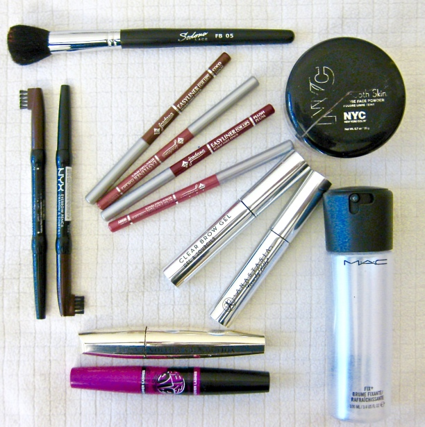makeup empties 1