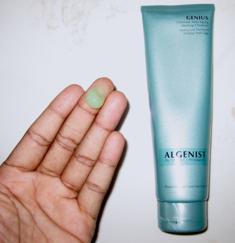 review-algenist-genius-melting-cleanser