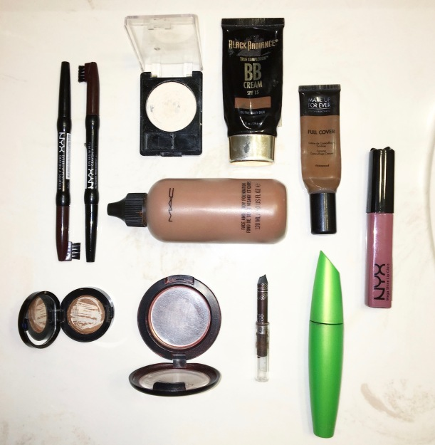 Makeup empties 2